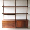 1960s Rosewood Shelving System by Kai Kristiansen
