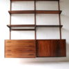 1960s Rosewood Shelving System by Kai Kristiansen 2