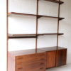 1960s Rosewood Shelving System by Kai Kristiansen 3