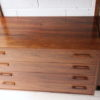 1960s Rosewood Shelving System by Kai Kristiansen 4