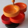 1970s Plastic Nibbles Bowls 1