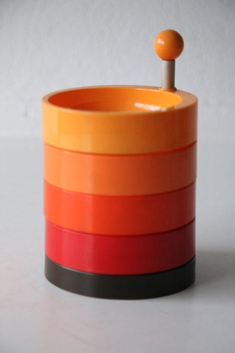 1970s Plastic Nibbles Bowls