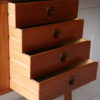 Large 1960s Teak Shelving Unit by Ergo Norway 1
