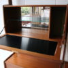 Large 1960s Teak Shelving Unit by Ergo Norway