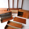 Large 1960s Teak Shelving Unit by Ergo Norway 2