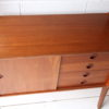 Large 1960s Teak Shelving Unit by Ergo Norway 3