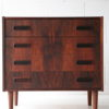 Rosewood Chest of Drawers by Borge Seindal