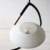 Vintage 1950s French Lunel Ceiling Light