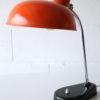 Vintage 1950s Orange Desk Lamp 1