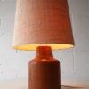 Vintage Teak Table Lamp 1