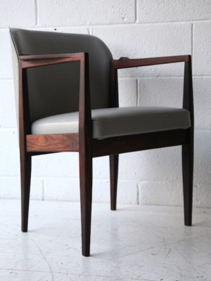 1960s Rosewood Chair