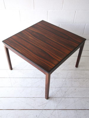 1960s Rosewood Coffee Table 1