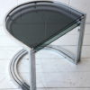 1970s Chrome and Smoked Glass Nest of Tables 4