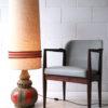 Large 1960s Fat Lava Floor Lamp 2