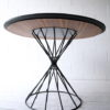 Modern Wire Twist Dining Table 3