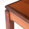 Pair of Rosewood Coffee Tables by Bruksbo Norway 2