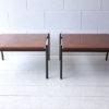 Rare 1950s Italian Tables by Pizzetti Italy 3