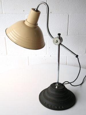 Vintage Industrial Perihel Desk Lamp 1