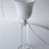 Vintage Lucite & Glass Table Lamp