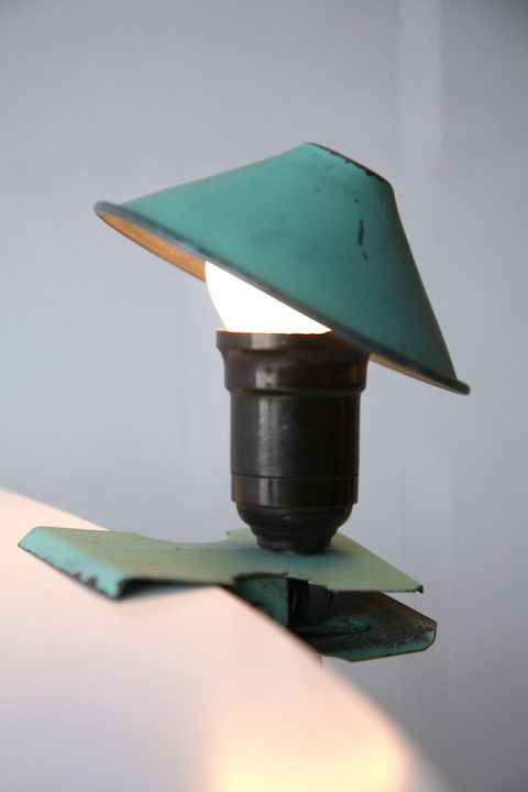 1950s Clip on Lamp 1
