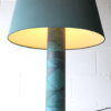 1960s Blue Table Lamp 4