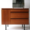 1960s Rosewood Dressing Table