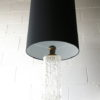 1970s Large Glass Table Lamp 2
