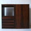 1970s Rosewood Cabinet by Hille