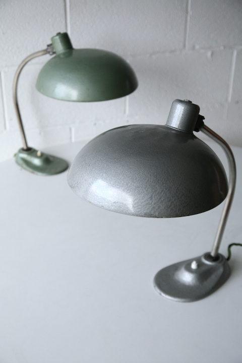 Pair of 1960s Desk Lamps 1