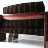 Pair of Rosewood 'Artona' Chairs by Afra & Tobias Scarpa 2