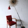 Rare 1950s Floor Lamp by Monix Paris 5