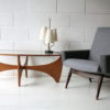 Rare 1950s Triple Table Lamp 1