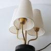 Rare 1950s Triple Table Lamp 2