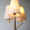 Rare 1950s Triple Table Lamp 3