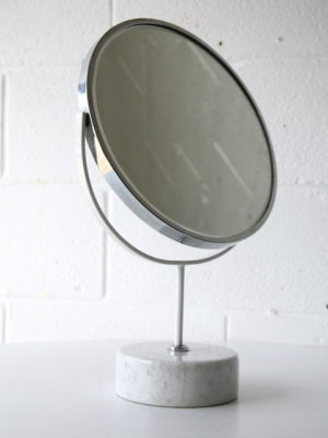 Rare Vintage Vanity Mirror by Peter Cuddon