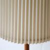 Vintage 1960s Wooden Tripod Floor Lamp 1