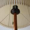 Vintage 1960s Wooden Tripod Floor Lamp 2