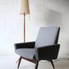 Vintage 1960s Wooden Tripod Floor Lamp 4