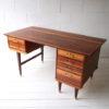 Vintage Rosewood Desk 5