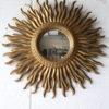Vintage Sunburst Mirror 2