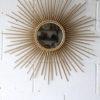 Vintage Sunburst Mirror by Chaty Vallauris 3