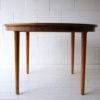 Vintage Walnut Dining Table 1