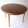 Vintage Walnut Dining Table