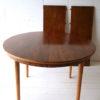 Vintage Walnut Dining Table 5