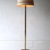 1930s Brass Floor Lamp 1