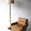 1930s Brass Floor Lamp
