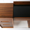 1950s C Range Walnut Dressing Table by Stag 1