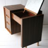 1950s C Range Walnut Dressing Table by Stag 3