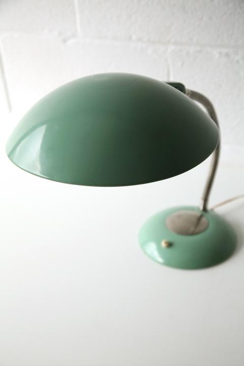 1950s Desk Lamp By Erpe Belgium Cream And Chrome