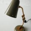 1950s French Brass Desk Lamp 4